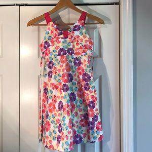 Other - Girls Floral Bonnie Jean Dress Sz 10